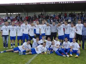 Bucovina Pojorâta a promovarea în Liga a II-a