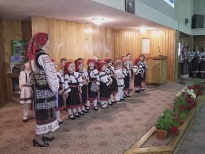 """Eveniment aniversar organizat de  Grădiniţa """"Sf. Ioan cel Nou de la Suceava"""""""