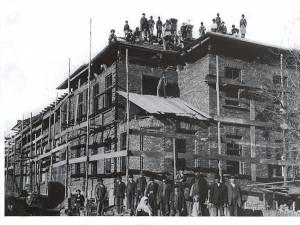 Construcţia Casei Polone din Suceava, la începutul secolului al XIX-lea
