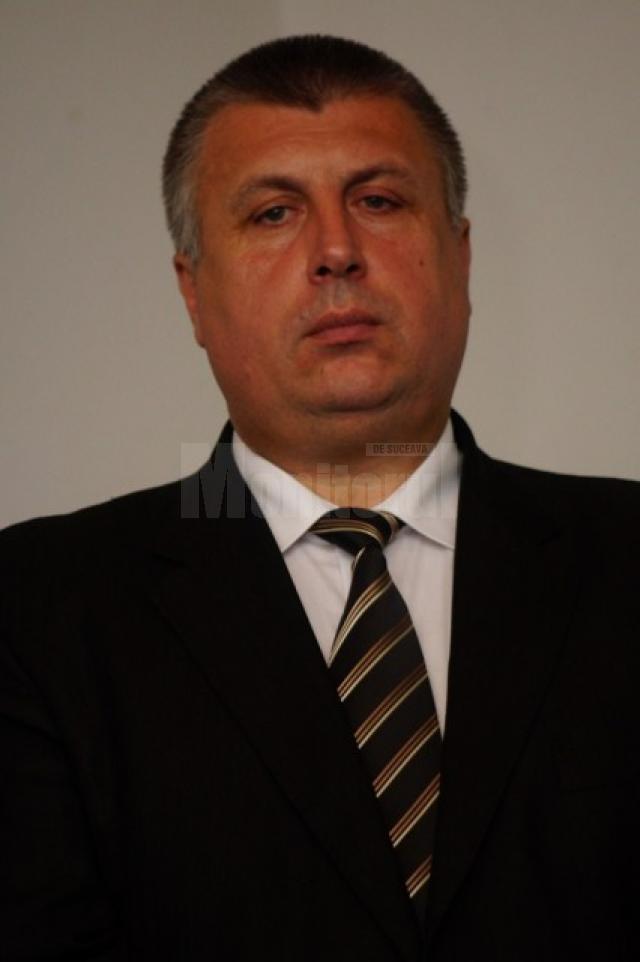 Senatorul PSD de Suceava Neculai Bereanu