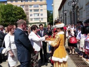 Etnicii polonezi au sărbătorit sâmbătă, la Suceava, 25 de ani de la reactivarea Uniunii Polonezilor din România