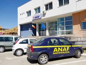 Direcţia Regională Antifraudă Fiscală Suceava