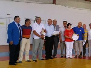 Competiţia de la Rădăuţi s-a bucurat de prezenţa a aproape 150 de sportivi