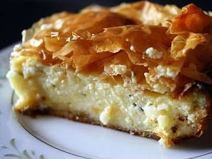 Plăcinta dobrogeană a Chiraței