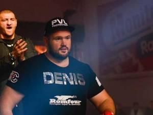 """Luptătorul MMA Ghiţă Ignat, alias """"Ursul Carpatin"""", a fost condamnat ieri definitiv de Curtea de Apel Suceava la patru ani de închisoare cu executare"""