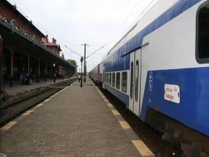 Trenul InterRegio (IR) care leagă Suceava de staţiunile de pe Litoralul românesc intră în circulaţie începând de astăzi