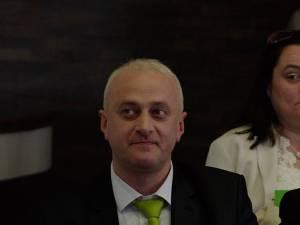 Vicepreşedintele PMP Suceava, Ovidiu Milici
