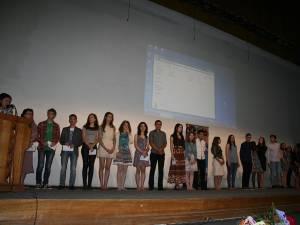 """Olimpicii Colegiului """"Petru Rareş"""""""
