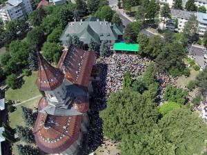 Sărbătorirea hramului Mănăstirii Sfântul Ioan cel Nou