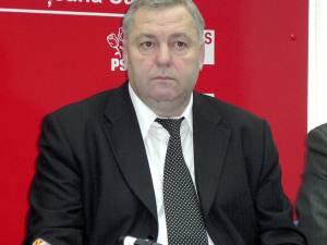 Deputatul Ioan Stan îşi menţine fotoliul de preşedinte al PSD Fălticeni