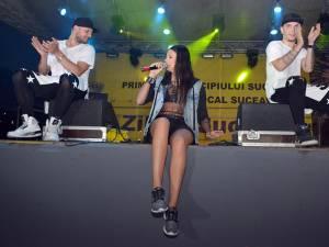 Antonia a încheiat programul dedicat celebrării Zilelor oraşului Suceava. Foto: ArTiStul