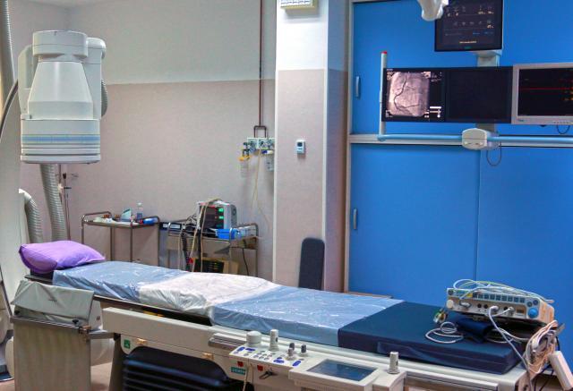 Laborator de medicină intervenţională - Centrul ARES Suceava