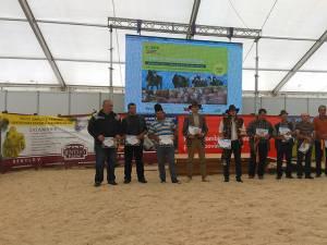Fermieri care au luat premii pentru exemplare deosebite