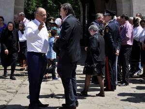 Copreşedintele Organizaţiei Judeţene a PNL, deputatul Ștefan Alexandru Băişanu, a ignorat delegaţia partidului său la manifestările de joi, 2 iulie, de la Putna