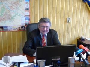 Vasile Latiş - comisarul şef al CJPC Suceava