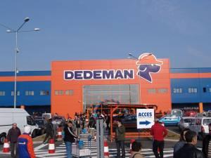 Noul magazin Dedeman Suceava va fi deschis vineri