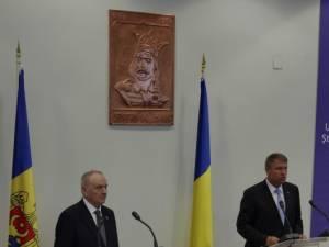 Sanda-Maria Ardeleanu: Întâlnirea dintre Iohannis şi Timofti va rămâne o pagină de aur în istoria Sucevei