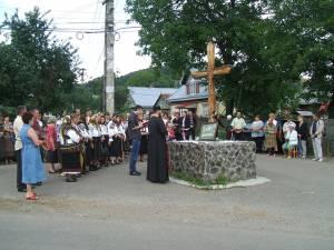 La Păltinoasa a avut loc o slujbă religioasă de pomenire şi a fost evocată personalitatea prof. diacon dr. Orest Bucevschi