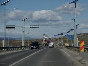 Tronsonul finalizat al şoselei de centură a Sucevei nu este recepţionat nici acum