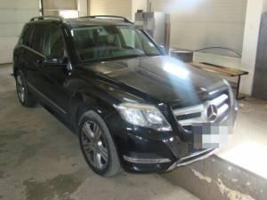 Mercedes furat din Cehia în 2007, depistat în PTF Siret