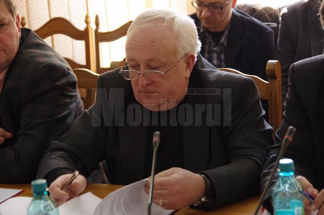 Preşedintele Organizaţiei PSD Rădăuţi, Nistor Tătar