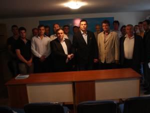 La Suceava a fost înfiinţată Alianţa Liberală şi Democratică Europeană prin fuziunea dintre PLR şi PC