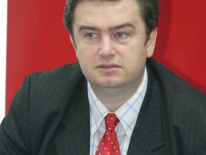 Preşedintele social-democraţilor suceveni, Cătălin Nechifor