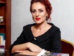 Senatoarea liberală Steliana Vasilică Miron
