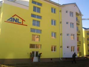10.000 de mp de teren, puşi la dispoziţia ANL de Primăria Suceava, pentru construirea de noi blocuri