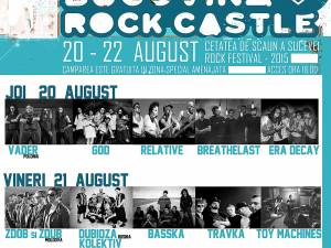 """Festivalul Internaţional """"Bucovina Rock Castle"""""""