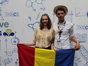 Ana-Maria Marcu şi Dimitrie Călin Cielecki