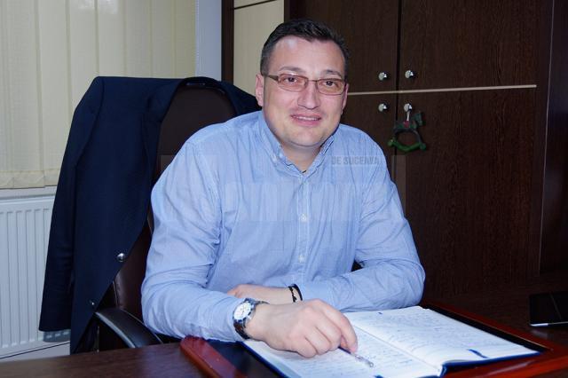 """Preşedintelui GAL """"Bucovina de Munte"""", Ioan-Bogdan Codreanu"""