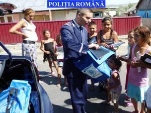 Activităţi în comunităţi de romi