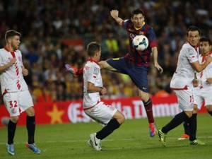 Barcelona şi Sevilla au oferit un meci de povestit nepoţilor