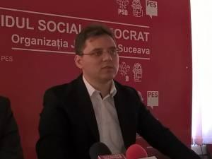 Europarlamentarul PSD Victor Negrescu