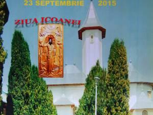 Ziua Icoanei Făcătoare de Minuni a Sfântului Ioan Botezătorul, pe 23 septembrie, la Mănăstirea Gorovei