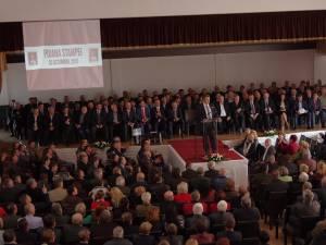 Conferinţa Judeţeană de alegeri a PSD