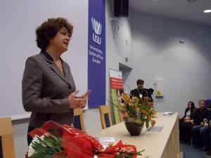 Preşedintele Salvaţi Copiii – Filiala Suceava, Camelia Iordache