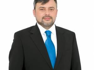 Ioan Balan, candidatul PNL pentru funcţia de primar al municipiului Suceava