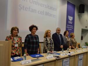 """A XIII-a ediţie a Colocviului Internaţional de Ştiinţe ale Limbajului """"Eugeniu Coşeriu"""" (CISL) a început, ieri, la Universitatea """"Ştefan cel Mare"""""""