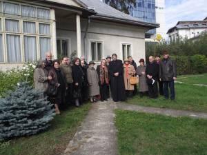 Comunitatea armeană suceveană l-a omagiat duminică pe avocatul Grigore Găină, în localul fostei Şcoli Armeneşti