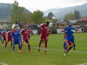 Bucovina Pojorâta a reuşit cea mai mare victorie din istoria clubului