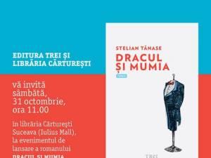 """Lansarea romanului """"Dracul şi mumia"""""""