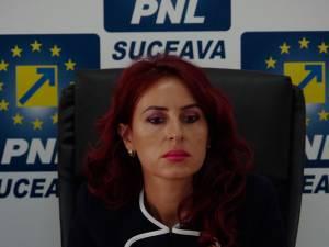 """Steliana Miron: """"Judecătoria din Rădăuți este într-o stare deplorabilă"""""""