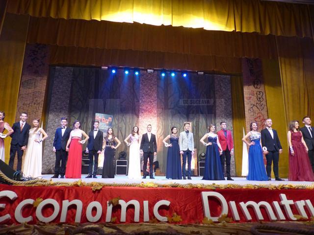 Balul Bobocilor la Colegiul Economic