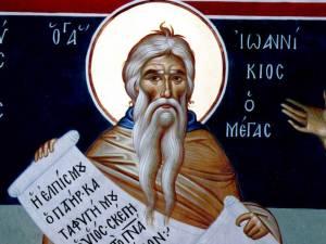 Sfântul Ioanichie cel Mare