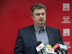 Preşedintele PSD Suceava, Cătălin Nechifor