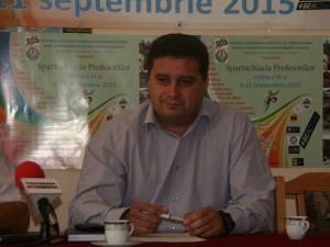 Liderului Alianţei Sindicatelor din Învăţământ Suceava, prof. Giani Leonte