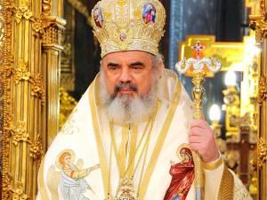 Patriarhul Bisericii Ortodoxe Române, Preafericitul Daniel  Foto www.crestinortodox.ro