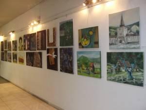 Expoziție de pictură la Muzeul de Ştiinţele Naturii